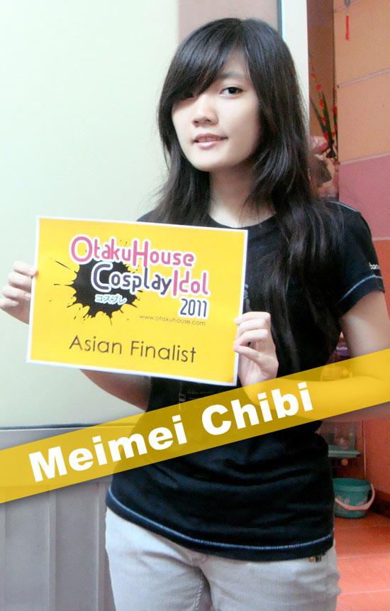 Otaku House Cosplay Contest Asian Finalist- MeiMei Chibi