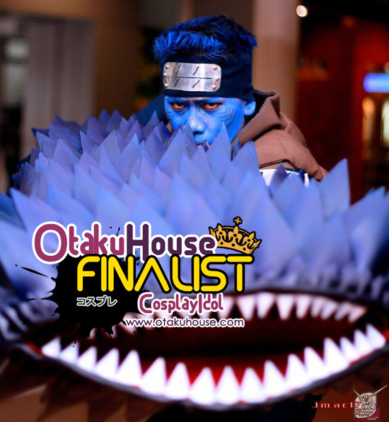 Otaku House Cosplay Contest Asian Finalist- Michael Jan Silva
