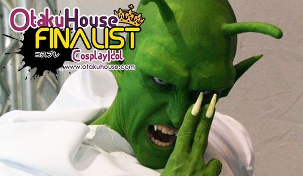 Otaku House Cosplay Contest Europe Finalist- Michael Schaack