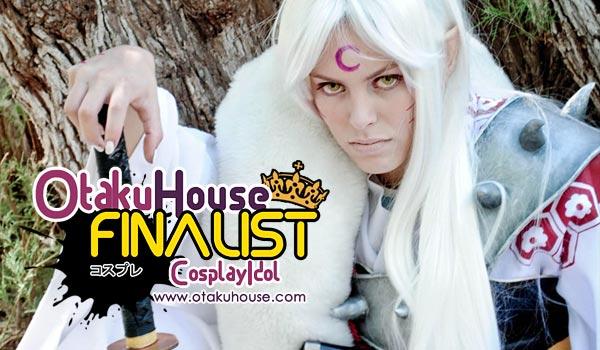 Otaku House Cosplay Contest S. America Finalist- Nadya Anton
