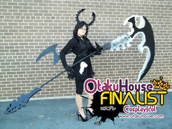 Otaku House Cosplay Contest Finalist - Dead Master (Black Rock Shooter)