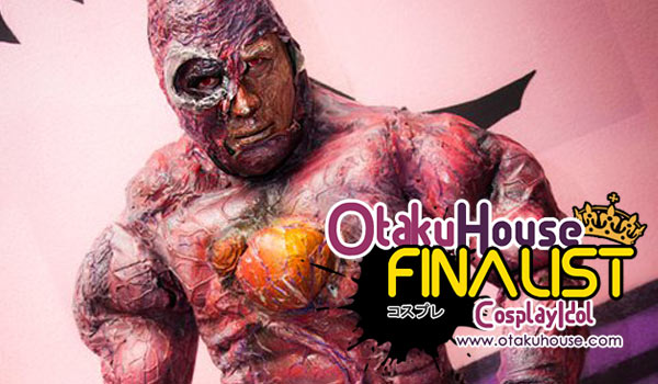 Otaku House Cosplay Contest Asian Finalist- Noel Catilo