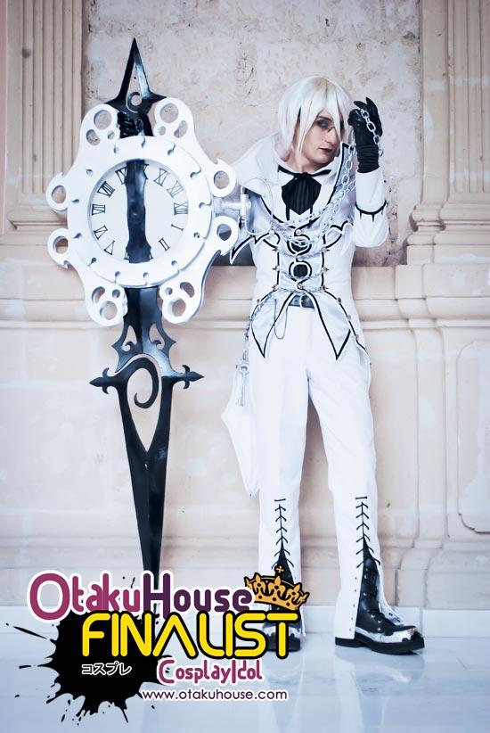 Otaku House Cosplay Idol Finalist - Omar Joel (Aeon)