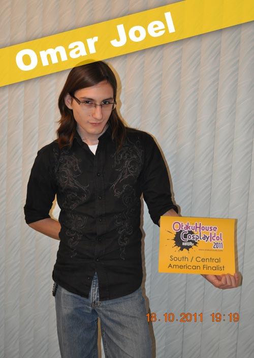 Otaku House Cosplay Idol Finalist - Omar Joel