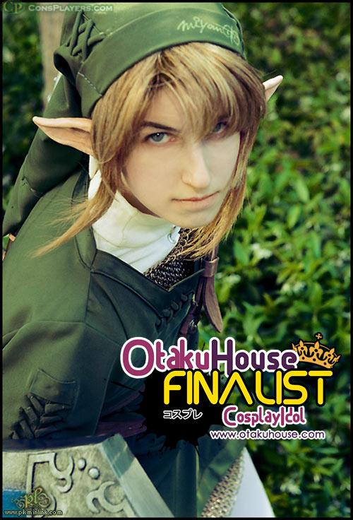 Otaku House Cosplay Contest Finalist - Pikminlink (Link)