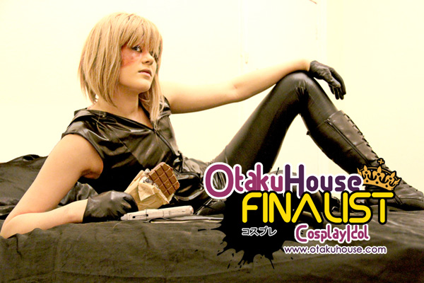 Otaku House Cosplay Contest Asian Finalist- Rachel Miller