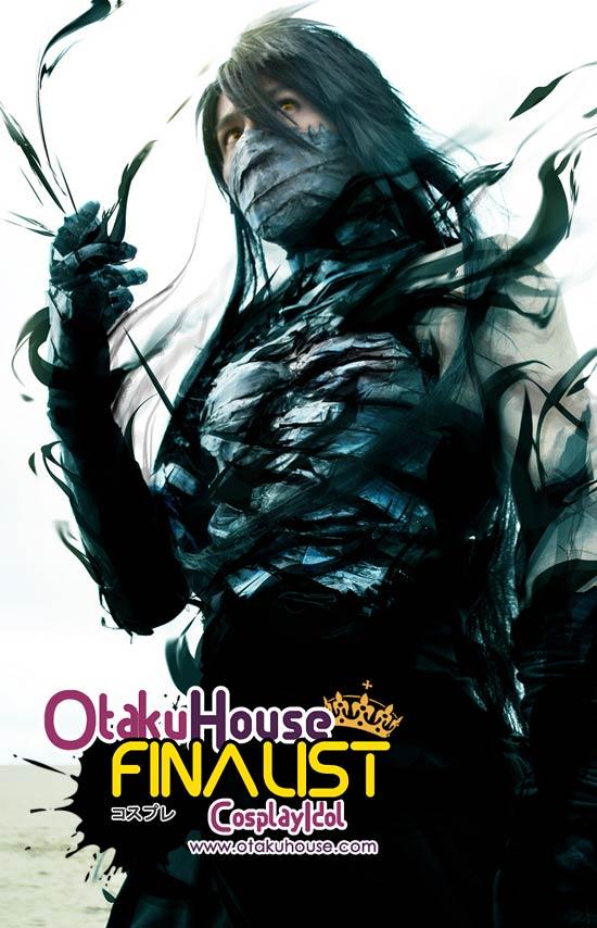 Otaku House Cosplay Contest Finalist- Ricardo Ishikawa (Bleach - Mugetsu)
