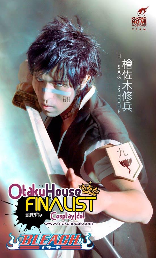Otaku House Cosplay Contest Finalist- Ricardo Ishikawa (Bleach - Hisagi)