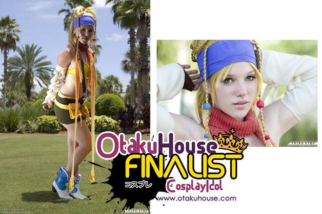 Otaku House Cosplay Contest Finalist - Samantha Handler (Rikku)