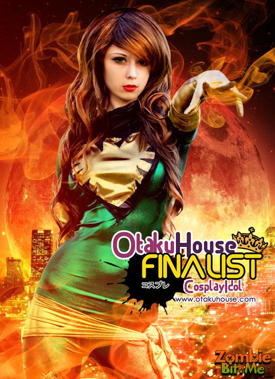 Otaku House Cosplay Contest Finalist - Shantel Knight (Phoenix)