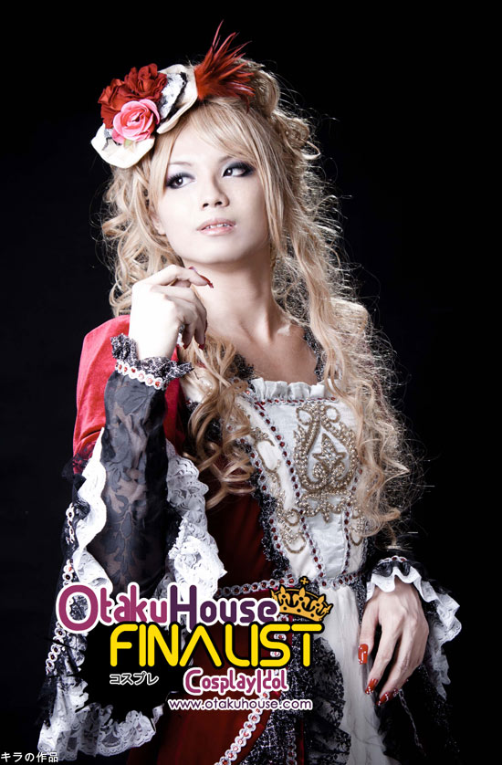 Otaku House Cosplay Contest Asian Finalist- Shirae