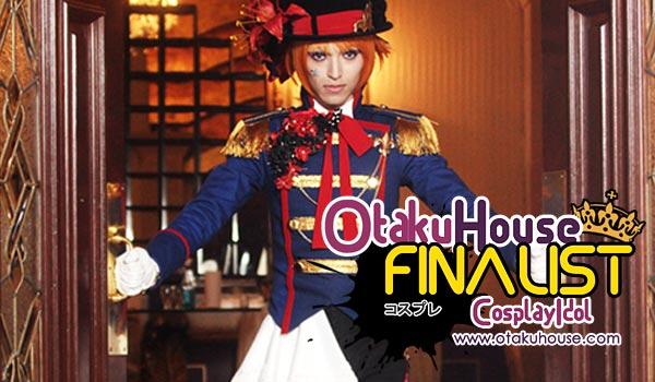 Otaku House Cosplay Contest S. America Finalist- Gerado Daniel Perez Gonzalez