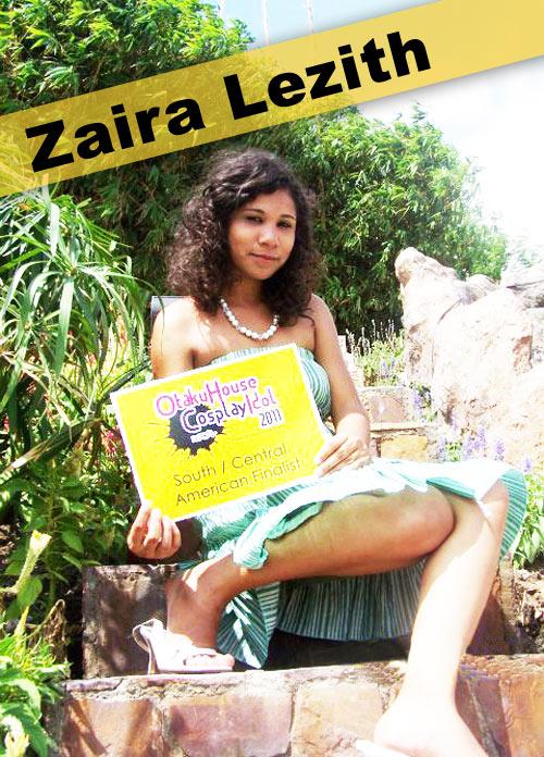 Otaku House Cosplay Contest S. America Finalist- Zaira