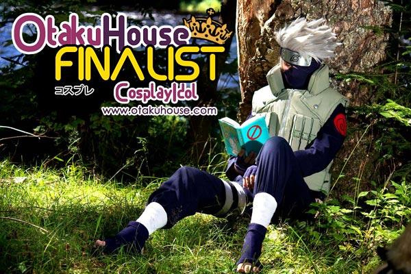 Otaku House Cosplay Contest Finalist - Suzie Girard (Kakashi - Naruto)