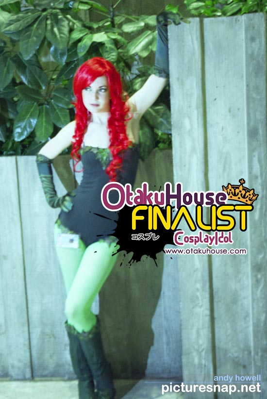 Otaku House Cosplay Contest Finalist - Sydney Hood (Poison Ivy)