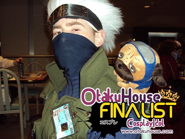 Otaku House Cosplay Contest Finalist - Sydney Walker (Kakashi - Naruto)