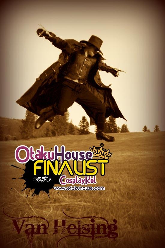 Otaku House Cosplay Contest Finalist - Sydney Walker (Van Hellsing)