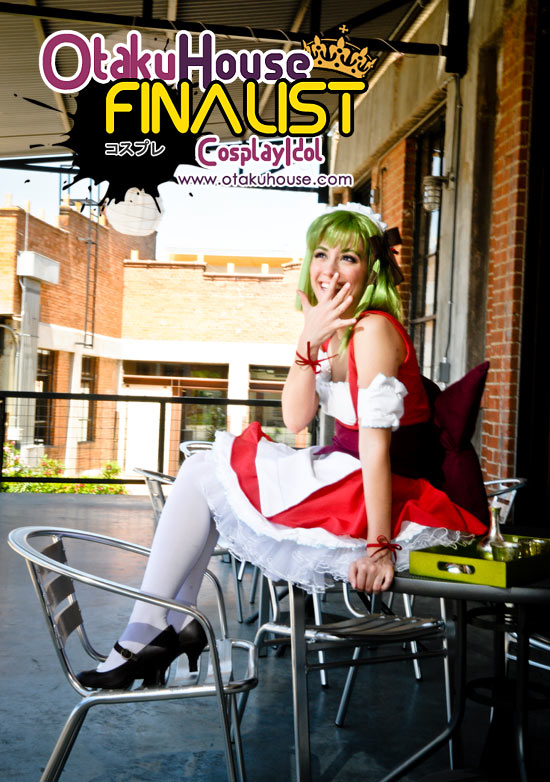 Otaku House Cosplay Contest Finalist - Tiffani Davis