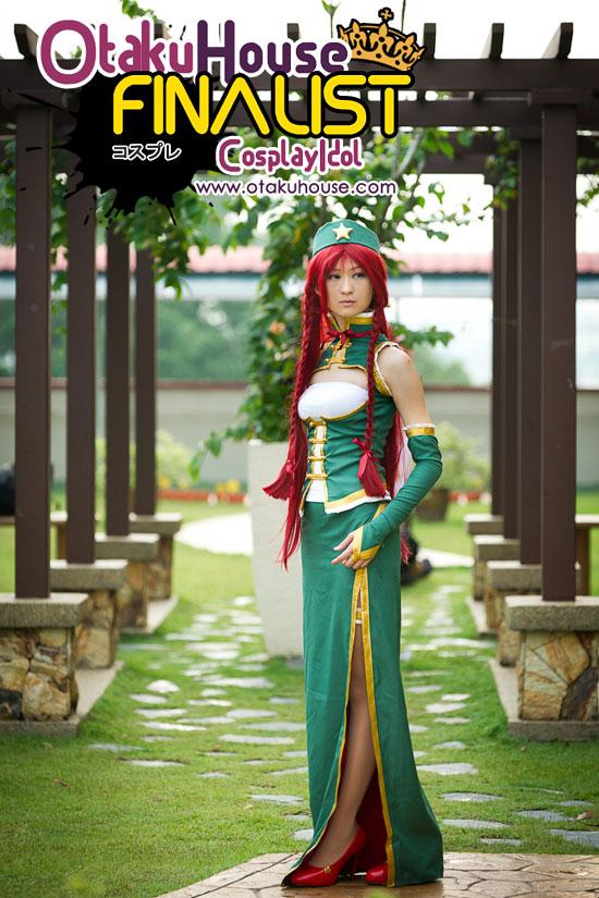 Otaku House Cosplay Contest Asian Finalist- Venus Lim (Touhou)