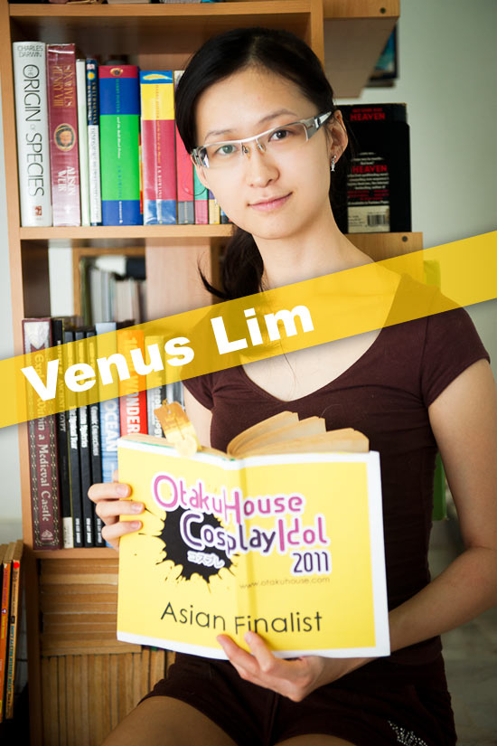 Otaku House Cosplay Contest Asian Finalist- Venus Lim