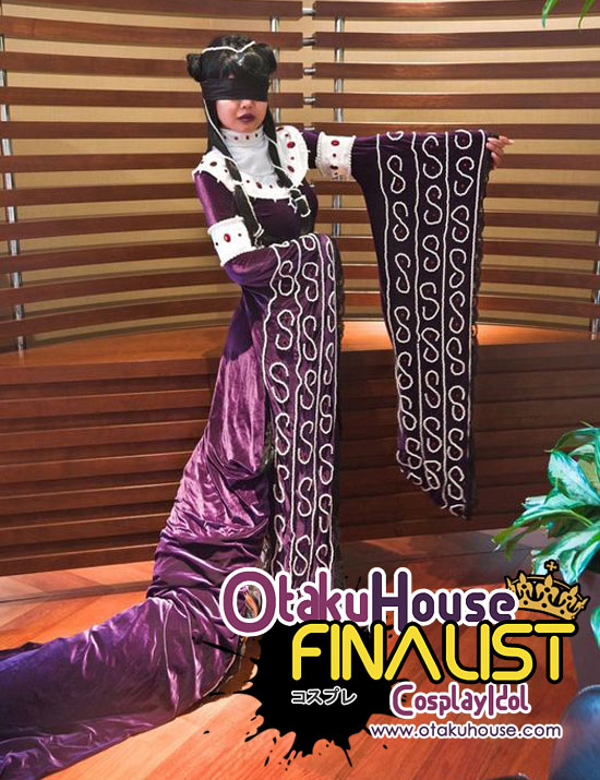 Otaku House Cosplay Contest Finalist - Wei He