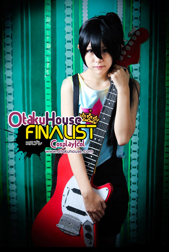 Otaku House Cosplay Contest Asian Finalist- Xsaye Ng