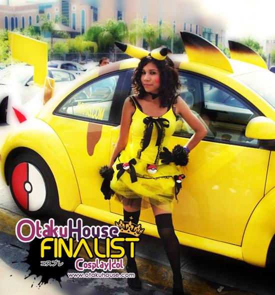 Otaku House Cospalay Contest S. America Finalist- Grecia Monico