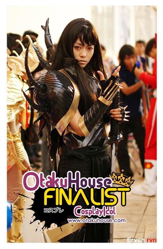 Otaku House Cosplay Contest Asian Finalist- Zikrie