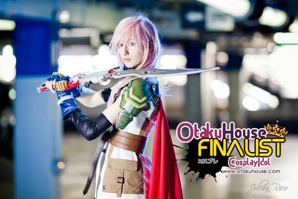 Otaku House Cosplay Contest Europe Finalist- Light Farron