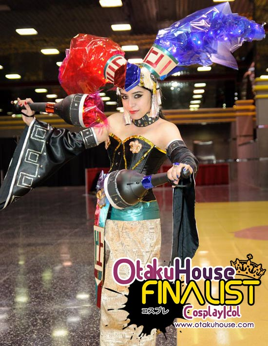 Otaku House Cosplay Idol North America Finalist - Arlette Resendiz as Twinrova