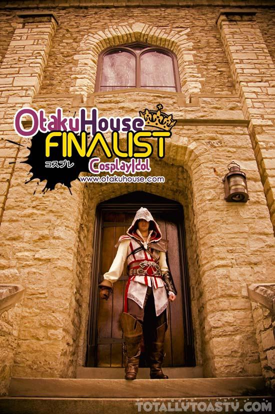 Otaku House Cosplay Idol North American Finalist - Brent Roberts as Ezio