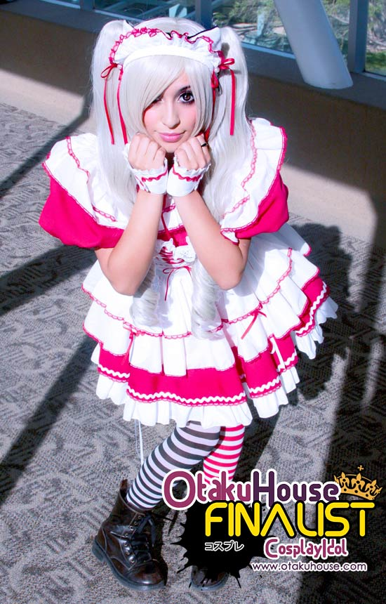 Otaku House Cosplay Idol North America Finalist - Christi Arrendondo