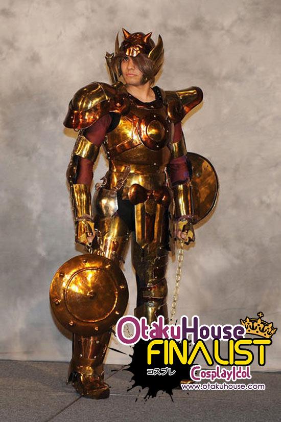 Otaku House Cosplay Idol Finalist - Edgar Mayoral as Dokho