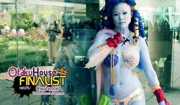 Otaku House Cosplay Contest Finalist - Ger Tysk