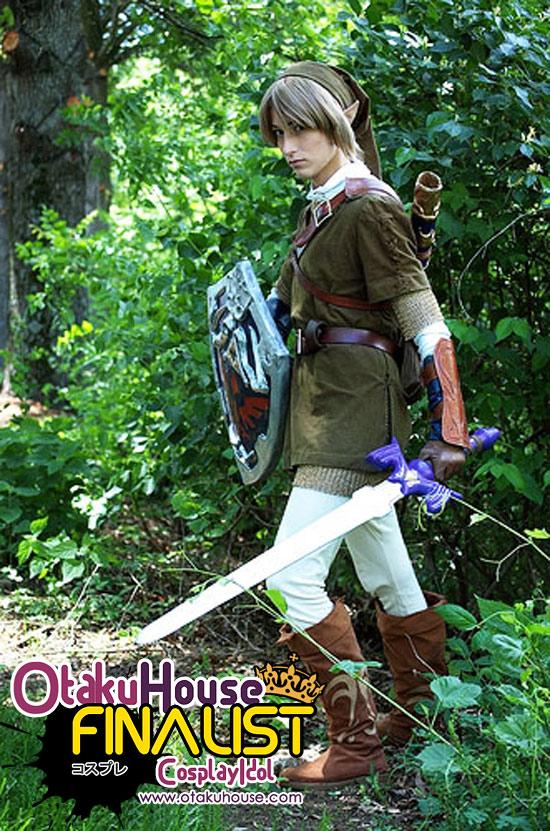 Otaku House Cosplay Contest Finalist - Jessica Jaynes as Link (Zelda)