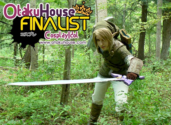 Otaku House Cosplay Contest Finalist - Elizabeth Maynard as Link