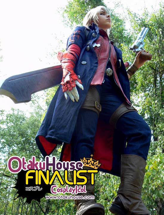 Otaku House Cosplay Contest Finalist - Elizabeth Maynard as Nero