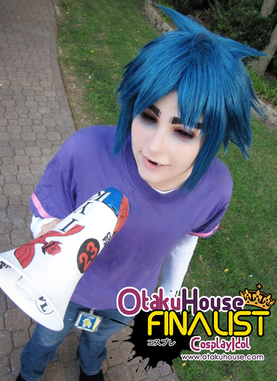 Otaku House Cosplay Contest Finalist - Mary Clements
