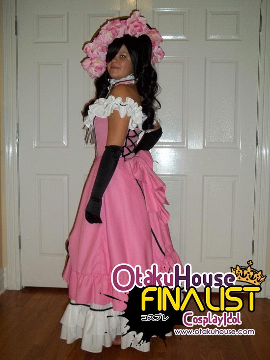Otaku House Cosplay Contest Finalist - Nicole Bak (Ciel Phantomhive)