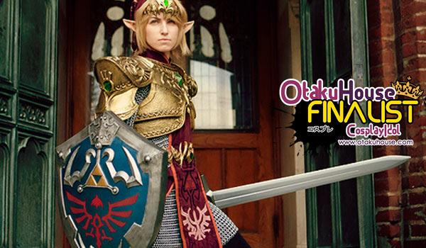 Otaku House Cosplay Idol Contest Finalist - PikminLink