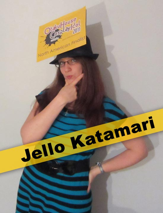 Otaku House Cosplay idol North American Finalist - Jello Takamari