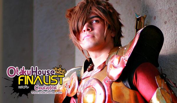 Otaku House Cosplay Contest Finalist - Edgar Mayoral