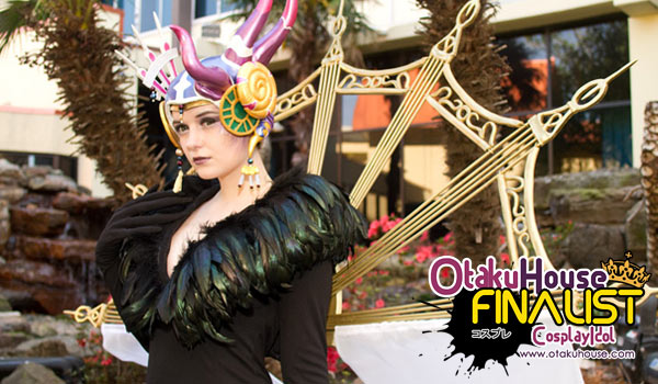 Otaku House Cosplay Contest Finalist - Hope Smith