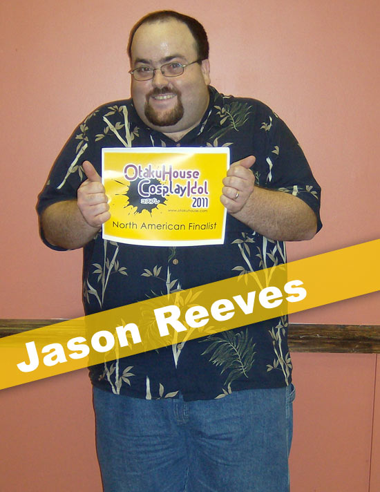 Otaku House Cosplay Contest Finalist - Jason Reeves as Al
