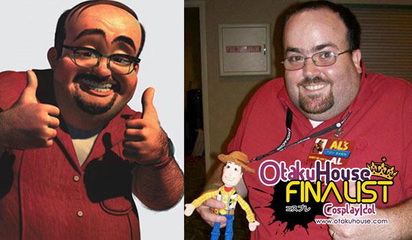 Otaku House Cosplay Contest Finalist - Jason Reeves