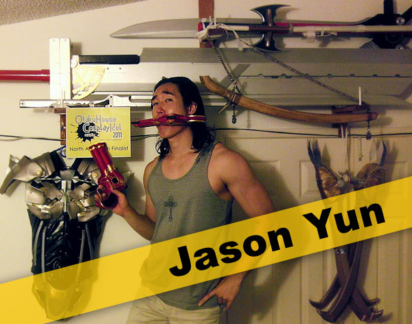 Otaku House Cosplay Contest Finalist - Jason Yun
