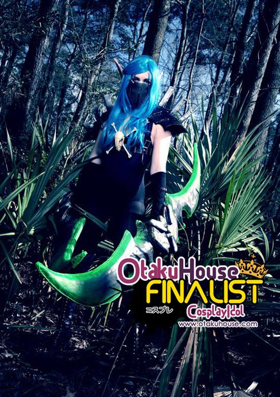 Otaku House Cosplay Contest Finalist - Jessica Yeates