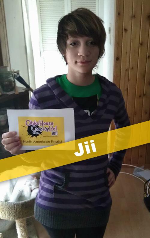 Otaku House Cosplay Contest Finalist - Jii B