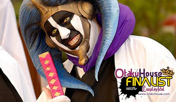 Otaku House Cosplay Contest Finalist - Jonathan Lerminiau