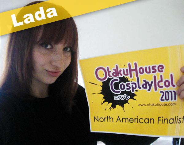Otaku House Cosplay Contest Finalist - Lada Bordewick